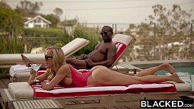 BLACKED Cheating MILF Brandi...