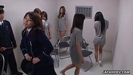 Japanese secret womens prison...