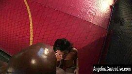 Angelina Castro BBC Cage...