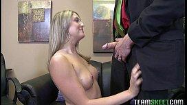 Nina Lane gave her pussy as christma ...
