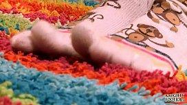 Keeani slutty little socks