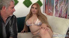 Sexy and horny Asian plumper Arianny Koda hardcore sex fuck my wife
