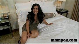 Sexy mature milf fucking...