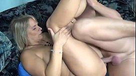 German Blonde Hot MILF