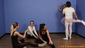 British ballet dancer dominates...