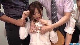 Yumi Maeda starts having...