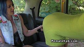 Lesbians spanking in female...