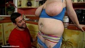 Chubby Teen With Big...