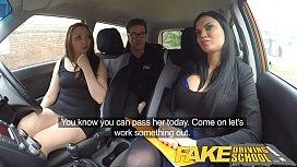 Fake Driving School Teacher...