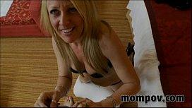 Sexy mature milf banging...