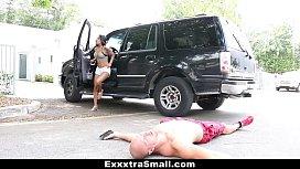 ExxxtraSmall - Rebel Babe Gets...