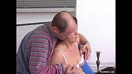 Redhead granny getting fucked...