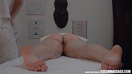 Romantic Massage Turns into...