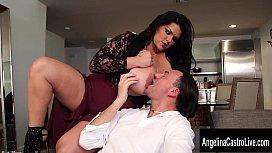 Cuban Italian Pornstar Threesome...