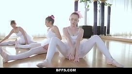 Ballerina teens get fucked...