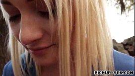 Blonde Czech girl Alive...