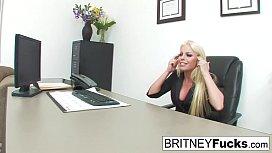Britney Amber Fucks For...