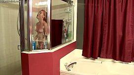 Alex Tanner - Shower Blackmail...
