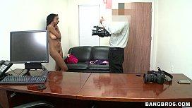 Backroom Facial Casting Call...