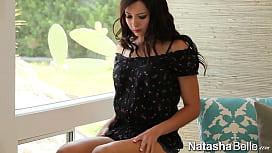 Natasha Belle window strip...