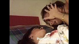 Lesbiche italiane fanno sesso...