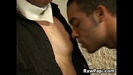 Hot Latino Gay Bareback...