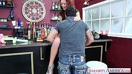 Superb redhead Karlie Montana...