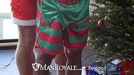 ManRoyale Morning christmas fuck...