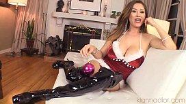 Kianna Dior - Xmas Ball...