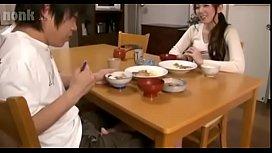 Milf Footjob and Japanese...