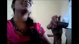 Joythi akka in her...
