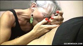 Slutty Granny Blowjob xxnx