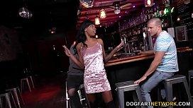 Interracial Gangbang With Ebony...