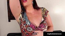 Cuban Cuntplugger Angelina Castro...