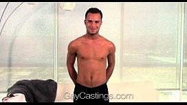 GayCastings - Javier Cruz Fucked...