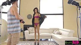 BrattySis - Modeling Shoot With...