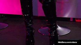 Busty Babes Nikki Benz...