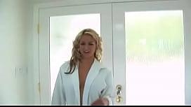 Hot Blonde Sarah Vandella vs Mr Marcus