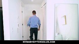 MyBabySittersClub - Hot Baby Sitter...