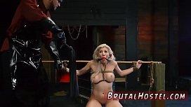 Extreme dildo pussy penetration...