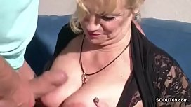 Big Tit MILF Mother...