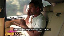 Female Fake Taxi Massive...