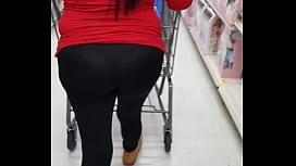 Latina wife showing off her panties