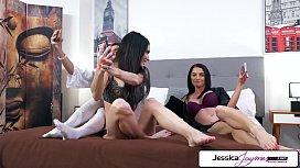 Jessica Jaymes, Aaliyah Hadid...