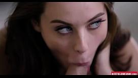 Lana Rhoades blowjob...