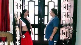 ANALANINE-Hot indian maid...