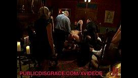 Public Disgrace Party...