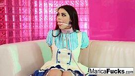 Marica Hase Fucks Valentina...