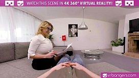VR PORN - Busty Teacher...