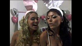 Daiana Antivero y Leonela...